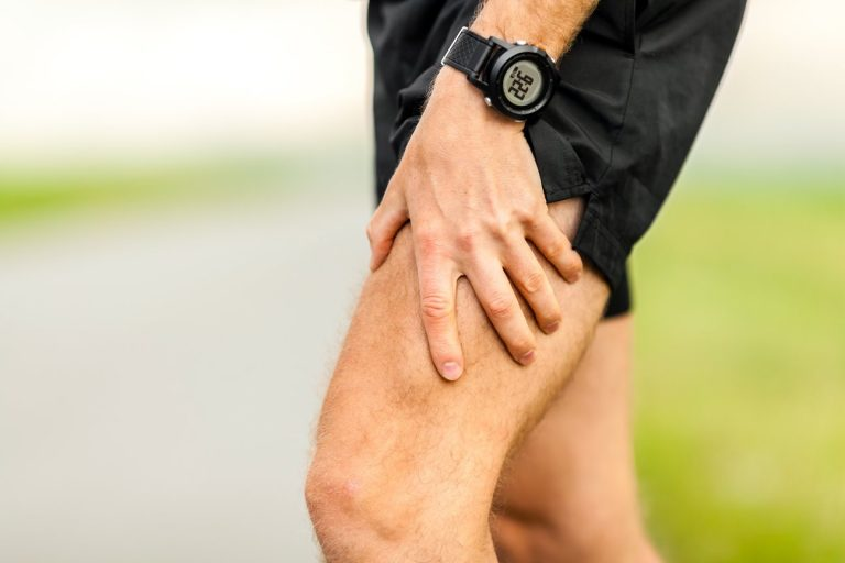How to Alleviate Muscle Spasms With Marijuana